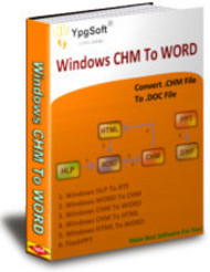 Windows CHM To WORD screenshot